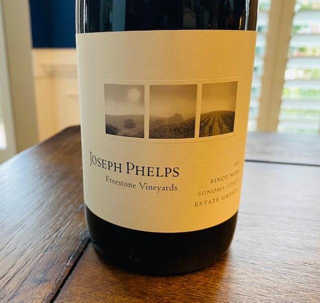 2017 Joseph Phelps Freestone Pinot Noir Sonoma