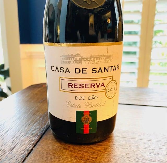 2013 Casa de Santar Reserva Red Blend Portugal