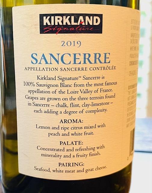 Kirkland Sancerre