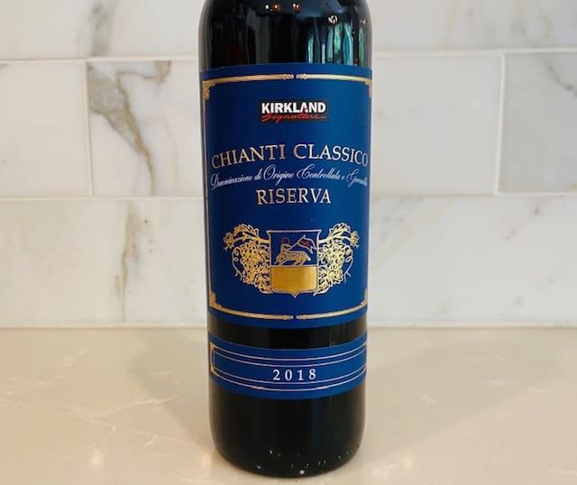 Kirkland Chianti Classico