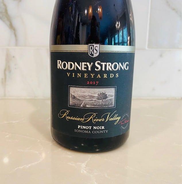 2017 Rodney Strong Russian River Pinot Noir