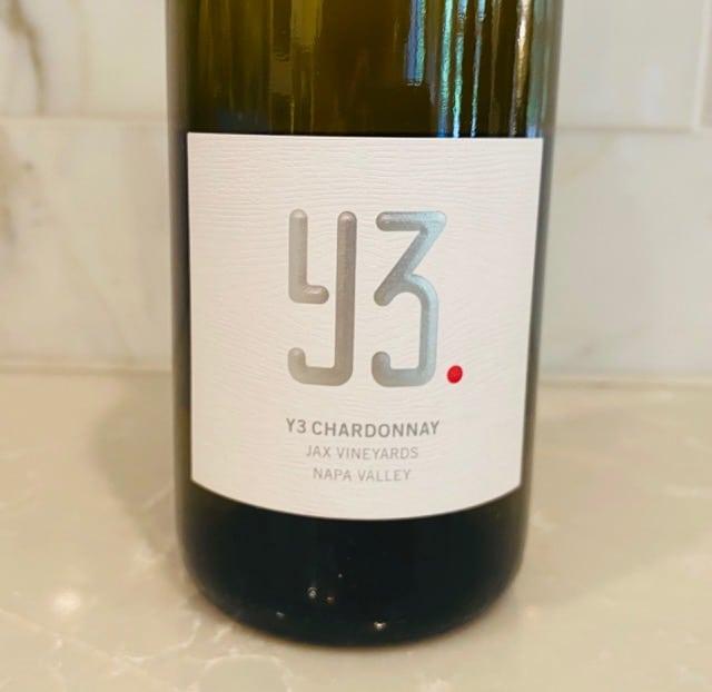 2019 Jax Y3 Chardonnay