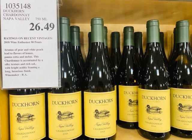 Duckhorn Chardonnay
