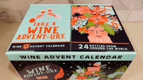 Costco Wine Advent Calendar