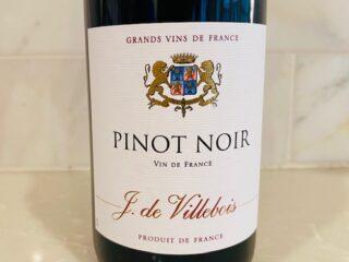 J de Villebois Pinot Noir