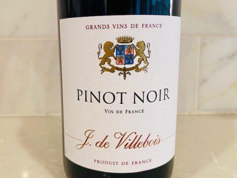 2018 J de Villebois Pinot Noir