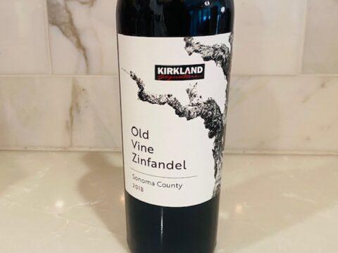 2018 Kirkland Signature Sonoma County Old Vine Zinfandel
