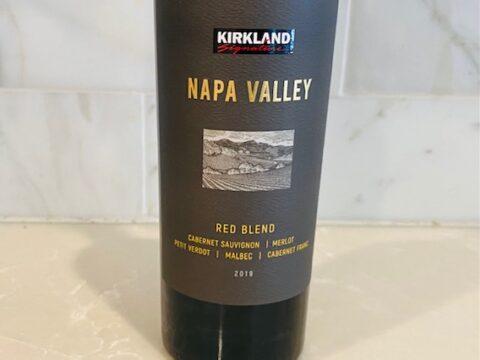 2019 Kirkland Signature Napa Valley Red Blend