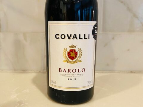 2015 Covalli Barolo
